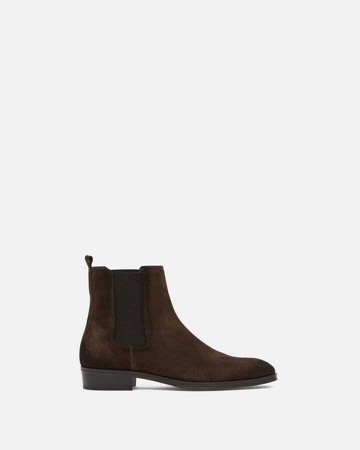 Boots - Izzy, MARRON