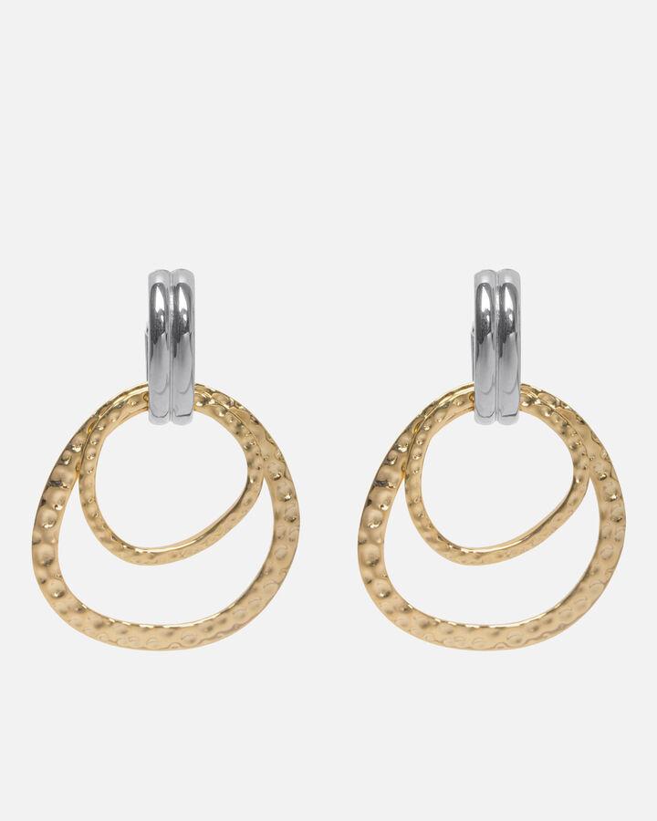 Boucles d'oreilles - Livia, OR ARGENT