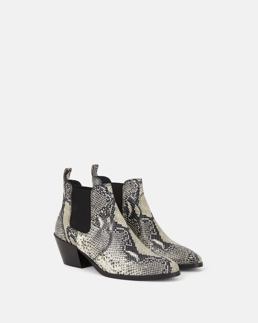 Boots - Vallery, NATUREL