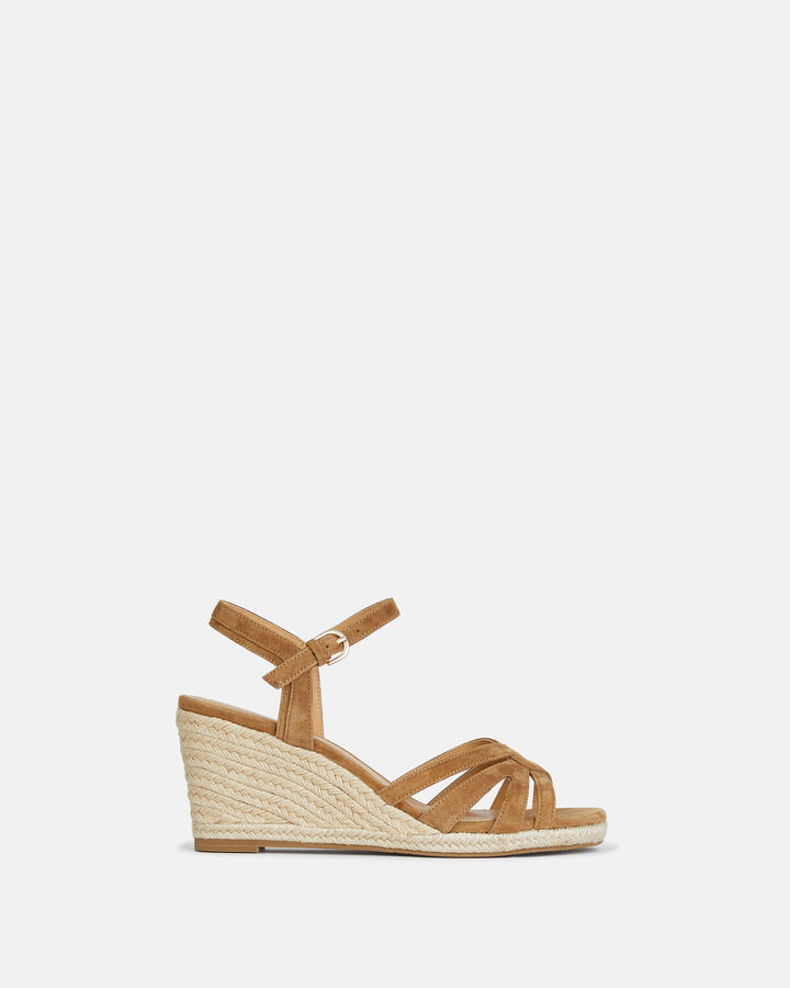 Sandale à talon - Terensse, CUIR