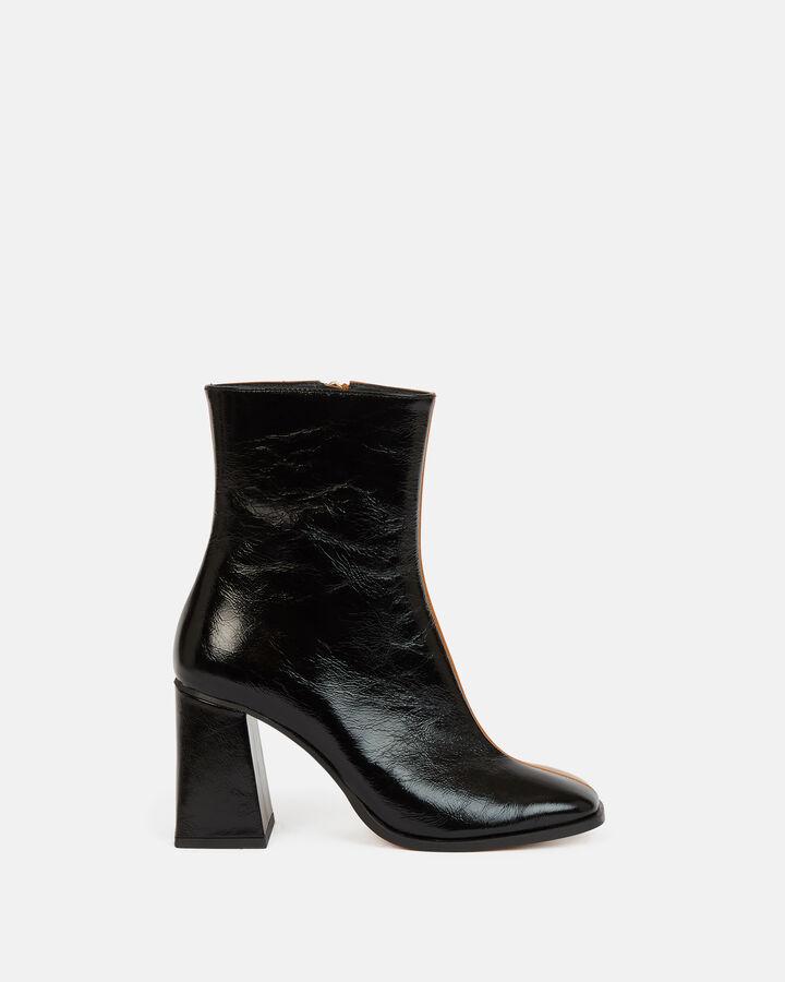 Boots - Lolitta, BEIGE NOIR