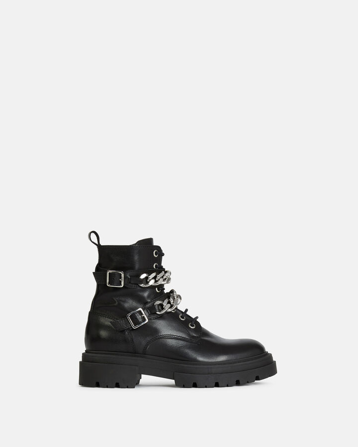 Boots - Ronie, NOIR