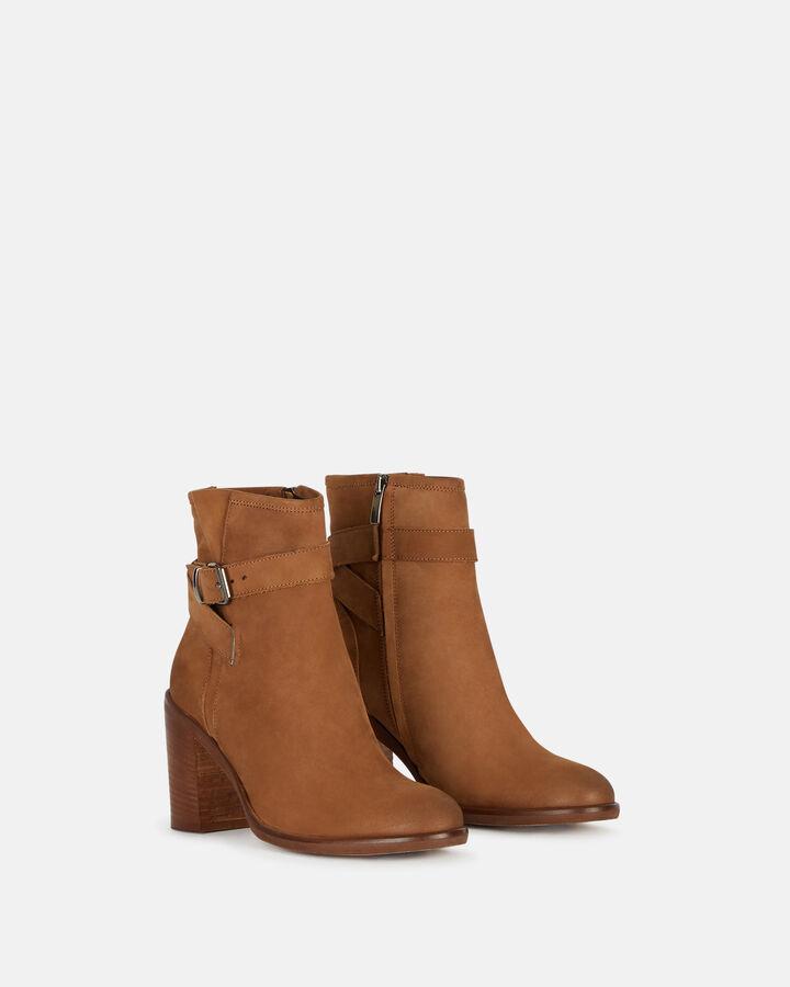 Boots - Theana, CUIR