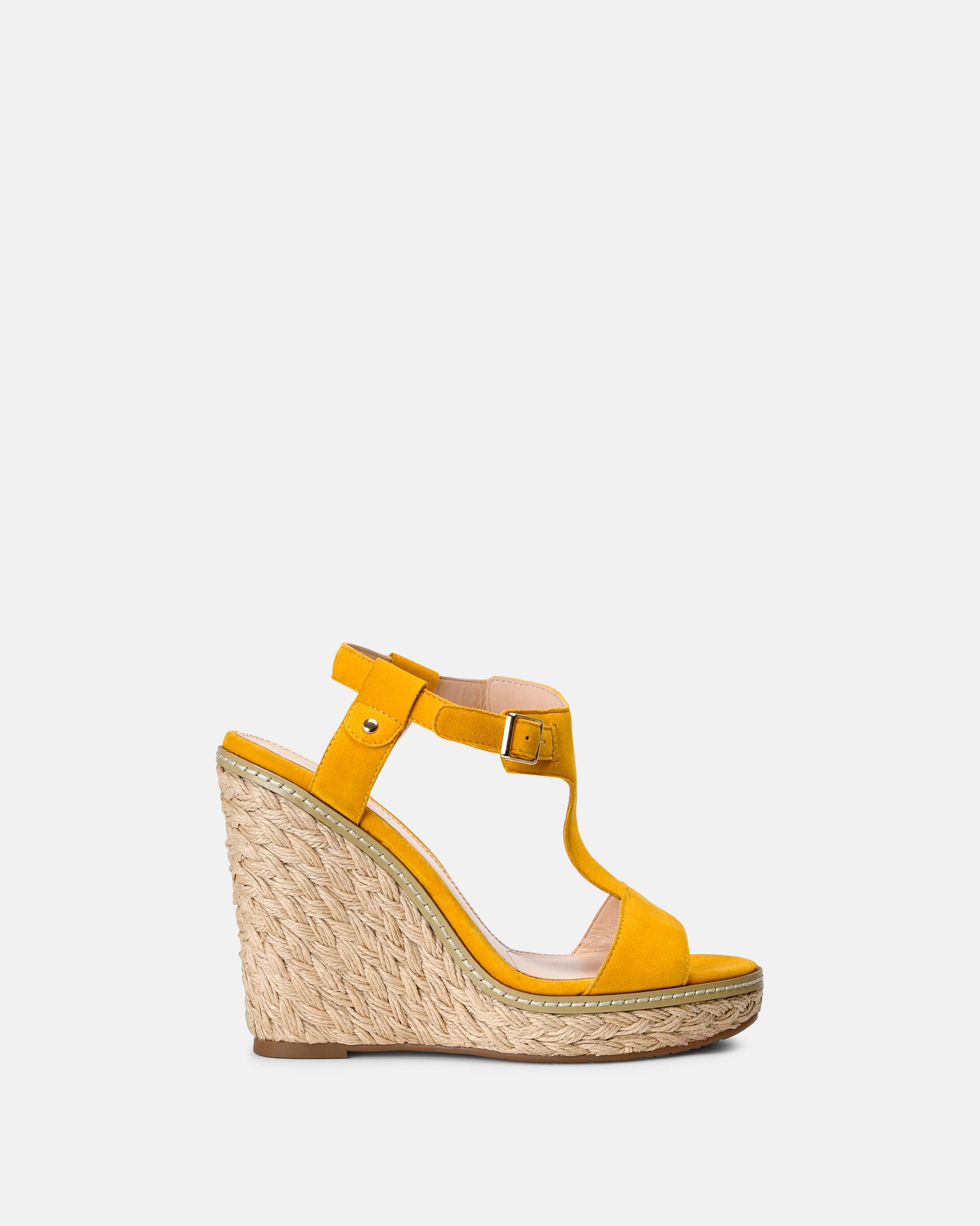 Sandale compensée - Marie - Minelli - Modalova