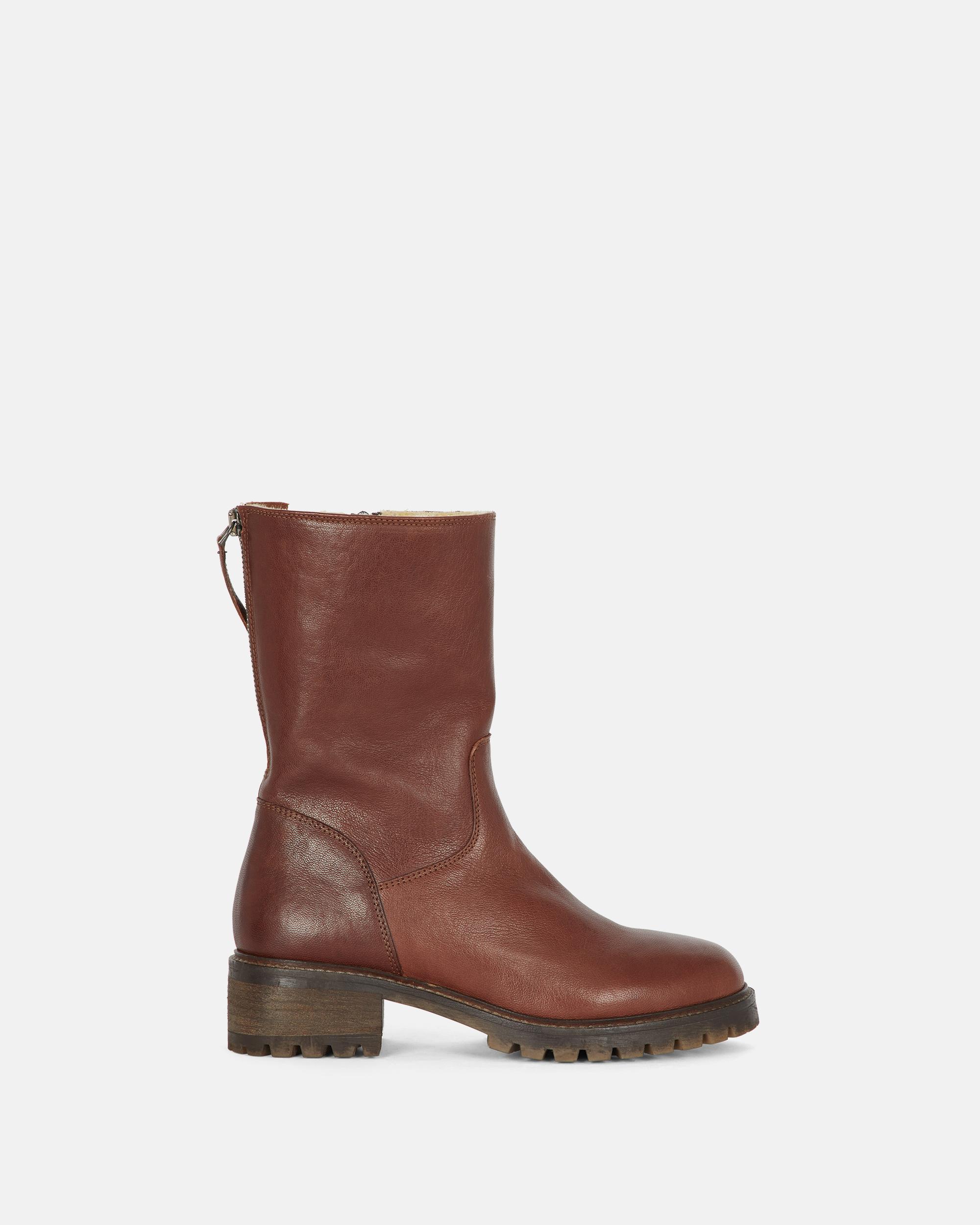 Boots - Bruneta - Minelli - Modalova
